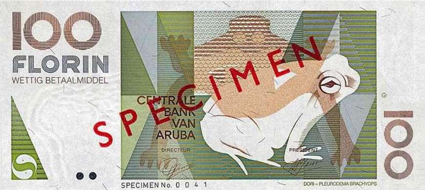 1996 14s 100 Florin