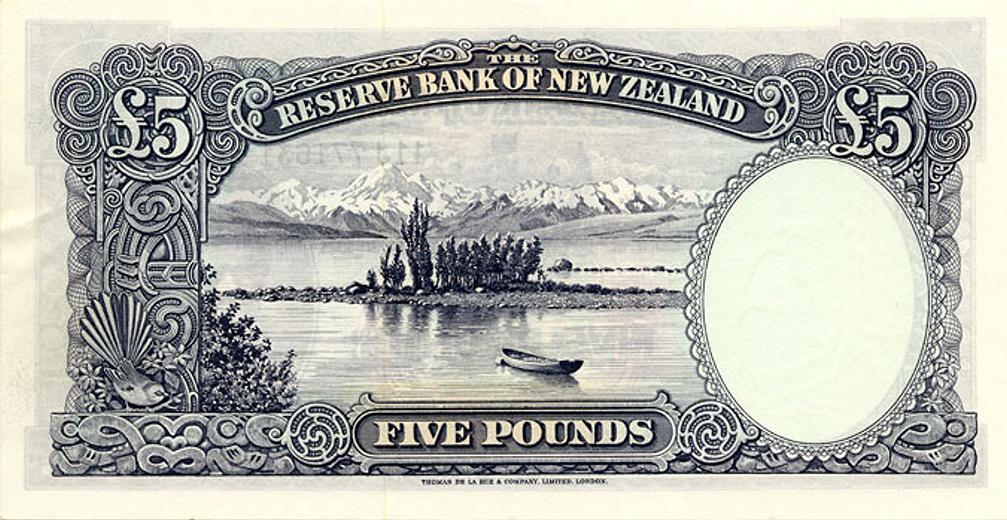 1967 160d 5 Pounds